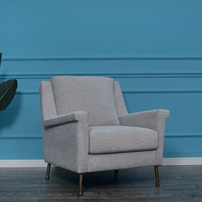 Winston KD Fabric Accent Chair