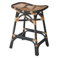 Damara Rattan Counter Stool