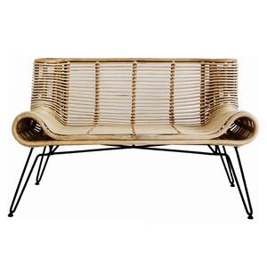 Botega Rattan Bench NPD furniture