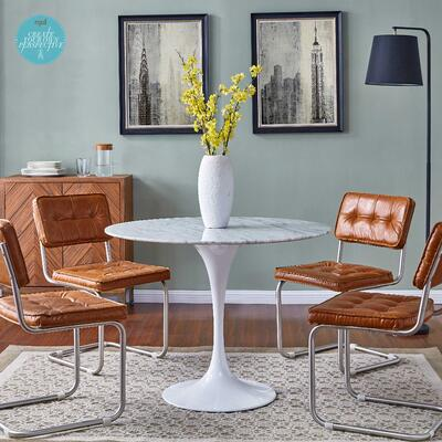 Bauer Cantilever Chairs