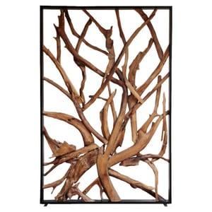 Maze Root Divider, Natural