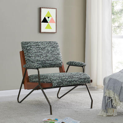 Smith KD Fabric Accent Chair