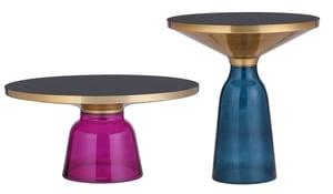Perla with concrete base tables